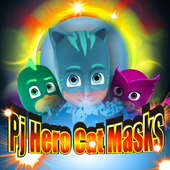 Pj Hero Cat Masks icon