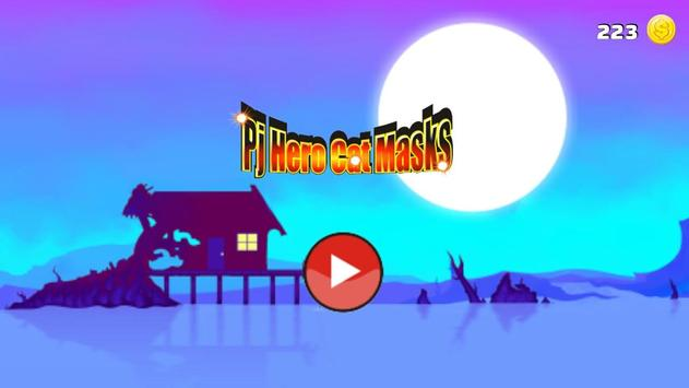 Pj Hero Cat Masks apk screenshot