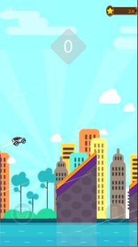 heroes cars racing and jumping screenshot 2