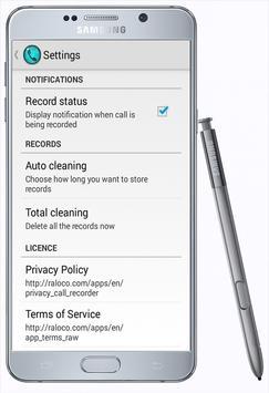 Ultimate Free Call Recorder apk screenshot
