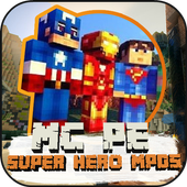 Hero Mod For Minecraft PE Pack icon