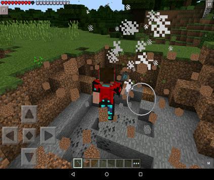 Hero Mod For Minecraft PE Pack screenshot 1