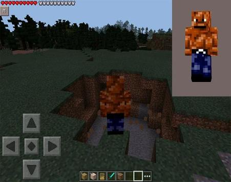 Hero Mod For Minecraft PE Pack screenshot 3