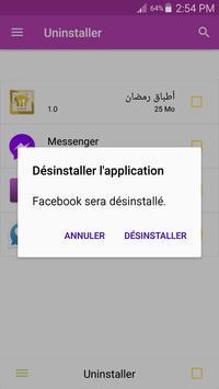 uninstaller screenshot 2