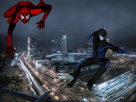 Amazing Hero Spider apk screenshot
