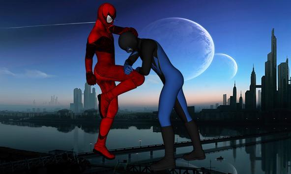 Amazing Ranger Spider apk screenshot