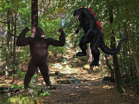 Kong Monster screenshot 2