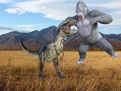 Kong Dinosaur screenshot 1