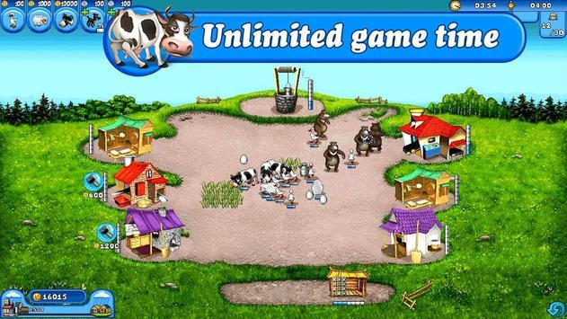 Farm Frenzy Free تصوير الشاشة 14