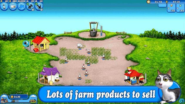 Farm Frenzy Free تصوير الشاشة 11