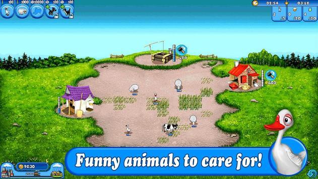 Farm Frenzy Free تصوير الشاشة 1