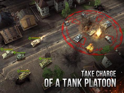 Armor Age: WW2 Tank Platoon poster
