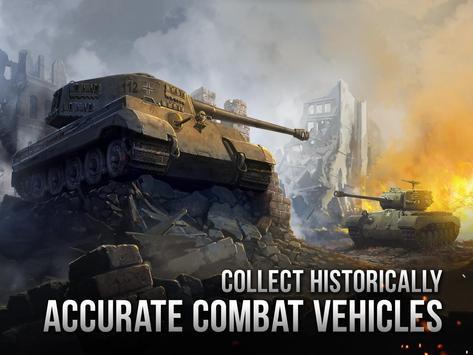Armor Age: WW2 Tank Platoon apk screenshot