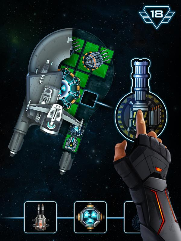 Space Arena Build And Fight