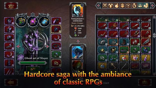 World of Dungeons: Crawler RPG screenshot 1