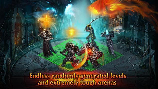 World of Dungeons: Crawler RPG poster