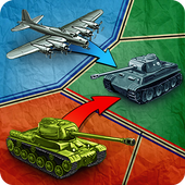 Strategy & Tactics: WW II أيقونة