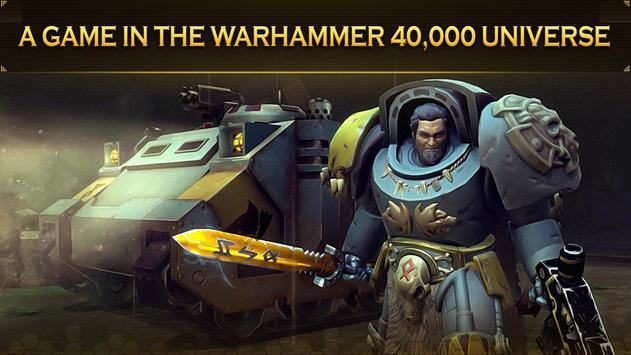 Warhammer 40,000: Space Wolf الملصق