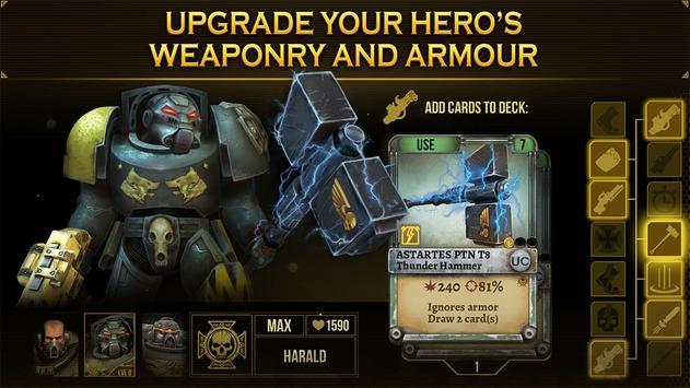Warhammer 40,000: Space Wolf تصوير الشاشة 2