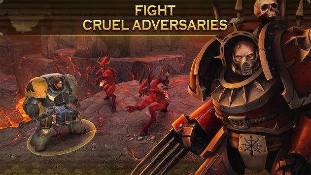 Warhammer 40,000: Space Wolf تصوير الشاشة 3