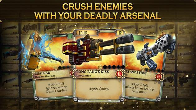 Warhammer 40,000: Space Wolf تصوير الشاشة 5