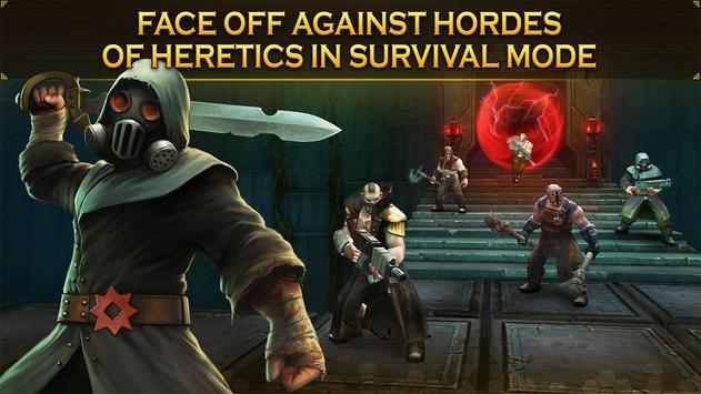 Warhammer 40,000: Space Wolf تصوير الشاشة 6