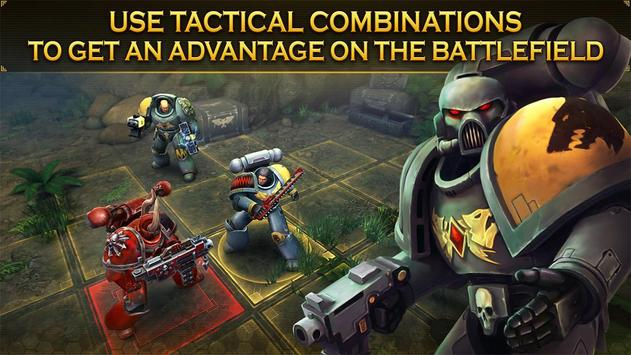 Warhammer 40,000: Space Wolf تصوير الشاشة 8
