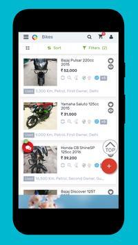 Used Bikes screenshot 3