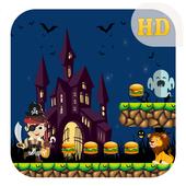 Pirate's Halloween Island Run icon