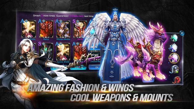 Goddess: Primal Chaos - Free 3D Action MMORPG Game apk screenshot