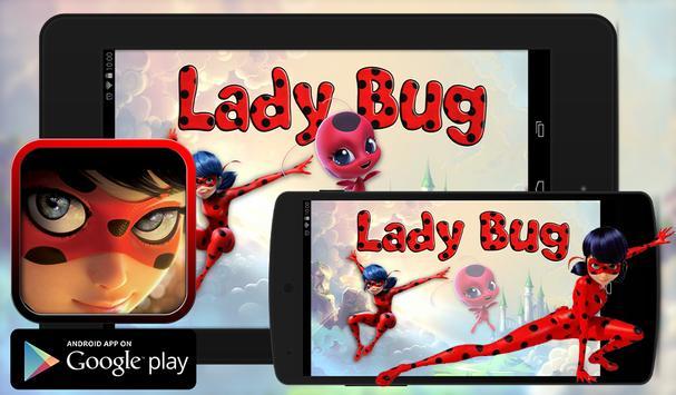 Super Ladybug Adventure apk screenshot