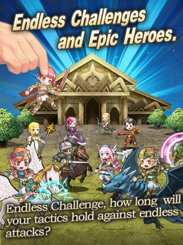 Heroes Mobile screenshot 1