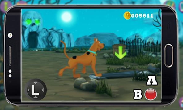 Dog Scooby Adventure Run screenshot 2