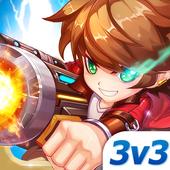 全民爆破王——3V3休閒競技射擊手遊 icon