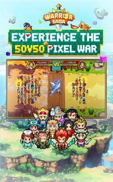 Warrior Saga syot layar 13