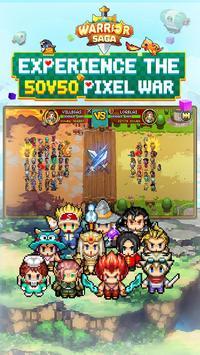 Warrior Saga syot layar 1
