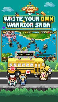 Warrior Saga syot layar 2