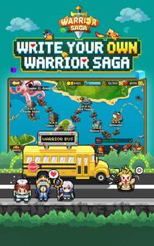 Warrior Saga syot layar 9
