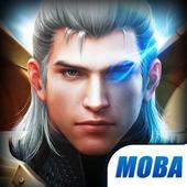 時空召喚——5V5實時MOBA競技手遊 أيقونة