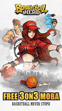 Basketball Hero poster
