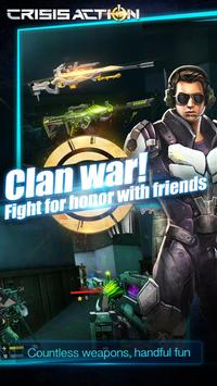 Crisis Action-FPS eSports apk スクリーンショット
