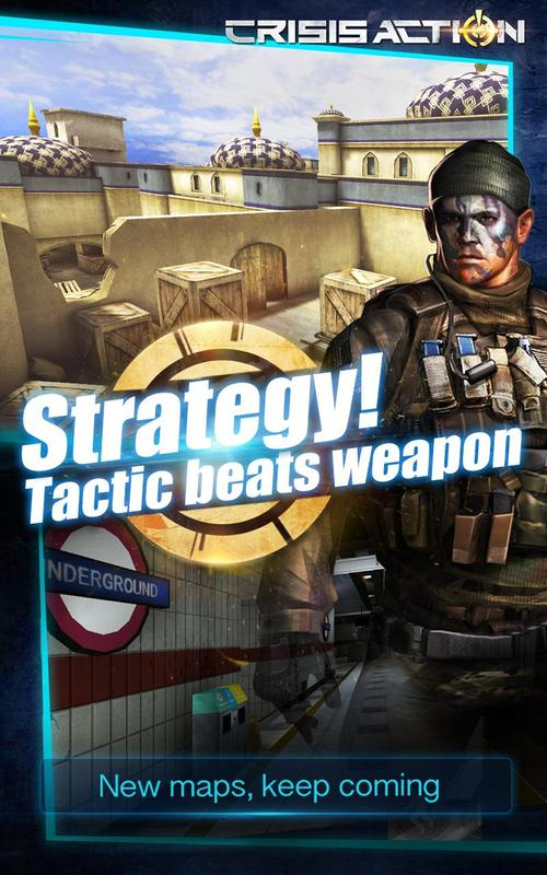 Crisis Action Fps Esports For Android Apk Download