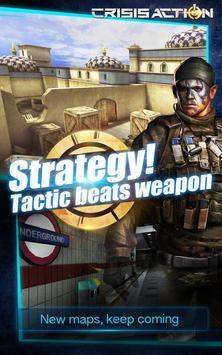 Crisis Action-FPS eSports apk screenshot