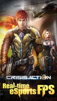 Crisis Action-FPS eSports ポスター