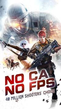 Crisis Action: NO CA NO FPS poster
