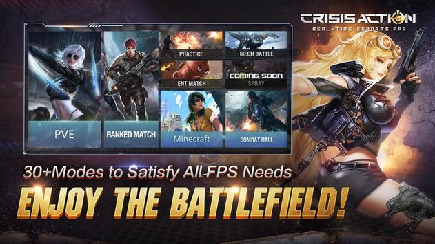 Crisis Action скриншот 15