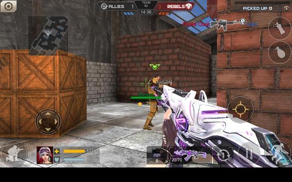 Crisis Action: NO CA NO FPS apk screenshot