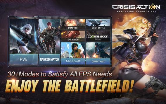 Crisis Action скриншот 9