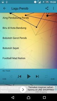 Lagu Persib screenshot 3