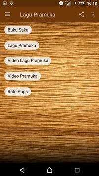 Lagu Pramuka screenshot 4
